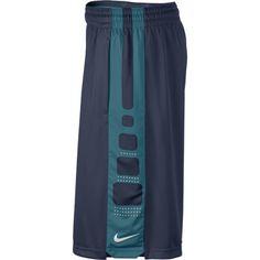 Nike Elite Stripe Men's Basketball Shorts ($45) ❤ liked on Polyvore featuring mens, men's clothing, men's activewear and men's activewear shorts