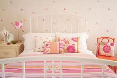 Kids Fabric Sets for Cool Girls and Boys Bedroom Designs by Harlequin | Kidsomania