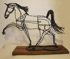 Metzengerstein horse concept