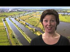 Molens van Kinderdijk - YouTube South Holland, Windmills, Tulips, Dutch, Canon, Country, World, School, Places