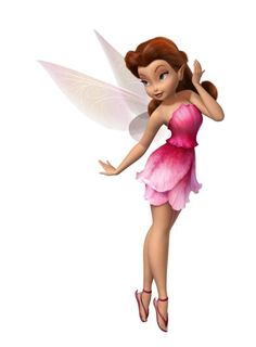 Rosetta...Sophia named her 1st hamster after this disney fairy..she's also my favourite besides Tink!!