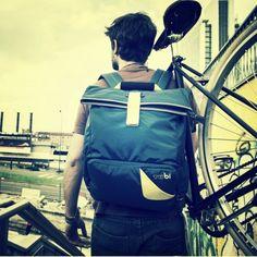 CYKLOBATOH PRE DIGITÁLNYCH BAJKEROV   Cykloruksak TUbí BACKPACK Bike, Backpacks, Bicycle, Bicycles, Backpack, Backpacker, Backpacking