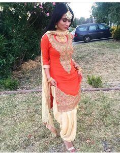 Punjabi Fashion Blog