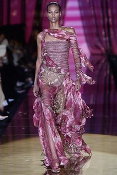 FALL 2003 COUTURE Elie Saab COLLECTION