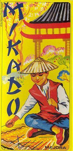Mikado, children's game