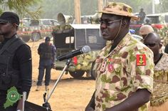 Few days ago the Chief of Army Staff Lt-General Buratai alluded to how some politicians were making moves to influence some members of the armed forces to use unconstitutional means (euphemism for coup d'etat) in our current democratic setting. For me it is not enough for the Army Chief to take umbrage over this alleged moves but if true to take decisive steps to arrest all those involved - both the politicians and the soldiers because we cannot afford any move to truncate this hard-won…