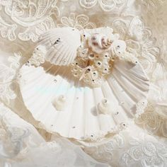 pearl wedding party decorations - Google Search