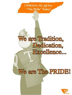 We are the Pride!! Tennessee Football
