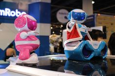 5 Adorable Robots At CES 2014 – ReadWrite