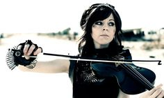 Radioactive - Lindsey Stirling and Pentatonix (Imagine Dragons Cover). Love Lindsey's brilliant violin playing.