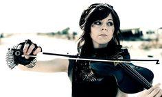 Radioactive - Lindsey Stirling and Pentatonix (Imagine Dragons Cover). Love Lindsey's brilliant violin playing.