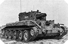 Centaur Tank. This was a Cromwell fitted with the Liberty Engine which had…
