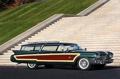 1960 Cadillac Wagon. AWESOME