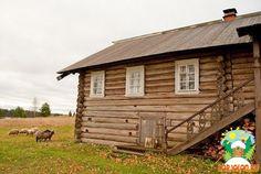 Карельские дома   32 photos Cabin, Country, Architecture, House Styles, Home Decor, Arquitetura, Decoration Home, Rural Area, Room Decor