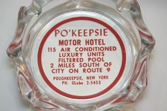 #Poughkeepsie - US $29.99 Used in Collectibles, Advertising, Hotel & Motel