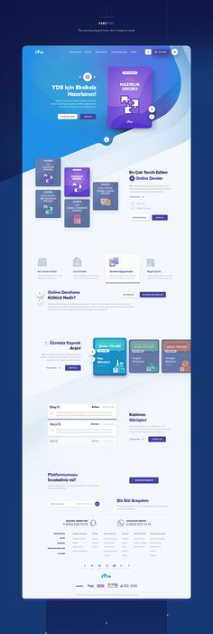 Remzi Hoca Website on Behance Material Design Website, Website Design Layout, Web Layout, Layout Design, Website Designs, Design Color, Squeeze Page, Responsive Web Design, Ui Web