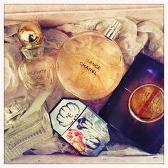 Daily Blush: Top 5 Fragrances