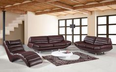 Leather Sofas for Modern Living Room_38