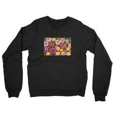 Little Fruits Mix Sweater I Shop, Fruit, Sweatshirts, Sweaters, Shopping, Clothes, Fashion, Outfits, Moda