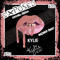 AVAILABLE NOWKylie Lip KitExposedBNIB NO TRADES  Exposed is a light cool toned nude.  Contains:  1Matte Liquid Lipstick (0.11 fl oz./oz. liq / 3.25 ml) 1Pencil Lip Liner (net wt./ poids net  .03 oz/ 1.0g)  The ultra-long wearing lip liner has a creamy texture that glides across the lips for a very easy and comfortable application.  The extremely long wearing Liquid Matte Lipstick has high intensity pigment for an instant bold matte lip. Kylie Cosmetics Makeup Lipstick