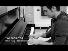 """▶Have Yourself A Merry Little Christmas  """"Live Session"""" with Emmet Cahill - YouTube"""