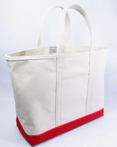 LLBean custom Boat and Tote. Invest in these for things like 'cleaners' 'goodwill' 'returns' etc.