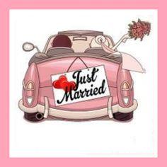 Wedding Day Wishes, Wedding Anniversary Cards, Wedding Cards, Diy Wedding, Sentimental Wedding Gifts, Wedding Gifts For Groomsmen, Wedding Gift Bags, Just Married Car, Cricut Wedding