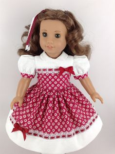 American Girl 18-inch Doll Clothes Vintage by HFDollBoutique