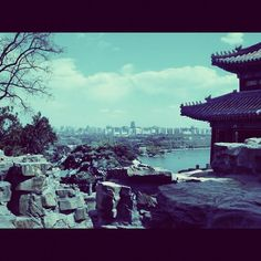 #summerpalace #beijing #spring #park #horizon #citylife #asia Summer Palace, City Life, Beijing, Asia, Park, Spring, Pekin Chicken, Parks