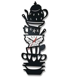 Torre de tazas... |Pinned from PinTo for iPad|