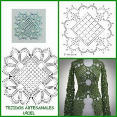 Lots of nice crochet top patterns