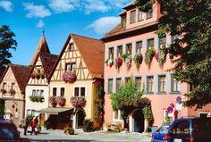 Rottenburg, Germany (a/k/a Brigadoon!)