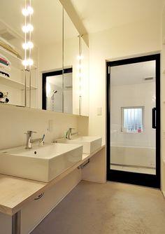 『間』の家・間取り | 注文住宅なら建築設計事務所 フリーダムアーキテクツデザイン