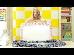 Fitted Crib Sheet Tutorial with My Favorite Video – Skip The Mush