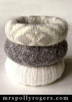 Tutorial braccialetti in lana