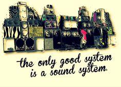 Tekno, soundsystem