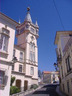 Centro histórico de Sintra - Portugal