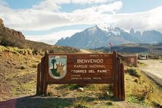 Puerto Natales, Mountains, Park, Holiday, Nature, Travel, Lakes, Cold, Torres Del Paine National Park