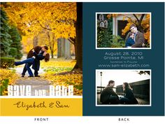 save the date photo ideas | Save The Date!