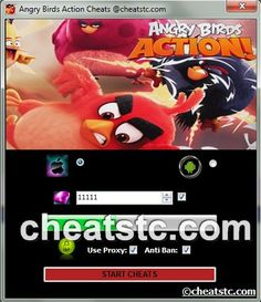 Angry Birds Action Cheats and Hack trainer tool download 2016 cheats version. Angry Birds Action Cheats and Hack trainer with cheats. Hack Angry Birds Action Cheats and Hack trainer on smartphone.