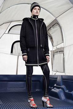 T by Alexander Wang, Осень-зима 2014/2015, Ready-To-Wear, Нью-Йорк