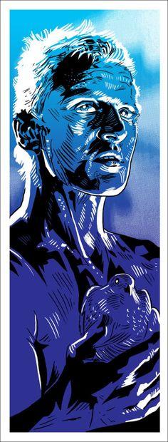 "Posterocalypse: Tim Doyle's ""Blade Runner"" Art Prints"