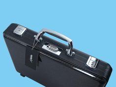NOBRAC Carbon Fiber Hard-Shell Briefcase