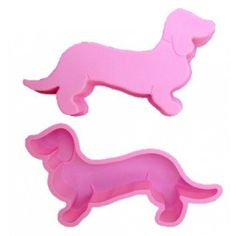 Exclusive Dachshund Cake Mold