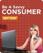 Be a Savvy Consumer