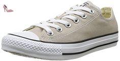 Converse  Chck Taylor All Star Ox, Baskets pour femme, Gris, 42.5 - Chaussures converse (*Partner-Link)