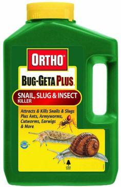 Ortho 0462510 Bug Geta Plus Snail Slug and Insect Killer, 3-Pound http://suliaszone.com/ortho-0462510-bug-geta-plus-snail-slug-and-insect-killer-3-pound/
