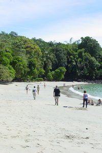 Nearby Beaches, Manuel Antonio National Park