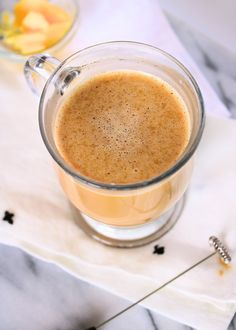 "Just Jessie B: Vanilla ""Bulletproof"" Coffee 