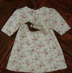 prairie dress with bird